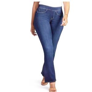 JAG JEANS| pull on high rise boot cut
